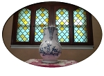 Lallier Faiencier Decanter - The Chinaman - NY CT NJ Clients ONLY