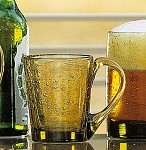 Biot Bubbled Beer Tankards Collection - Set of 6 Medium