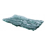 Mar Glass Green Gloss Dish Ware Collection