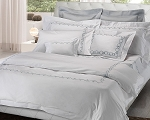 515 MONTE CARLO Bedding Sets by RICAMI VERA SAS Vera Italian Linens 3 Sizes Queen, King, California King  400TC