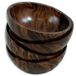 Circa Home 55 Marble Mango Wood Dinnerware