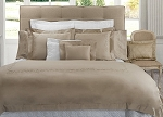 527 TORONTO Bedding Sets by RICAMI VERA SAS Vera Italian Linens 3 Sizes Queen, King, California King  300TC