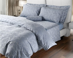 522 CARMEN Bedding Sets by RICAMI VERA SAS Vera Italian Linens 3 Sizes Queen, King, California King  300TC