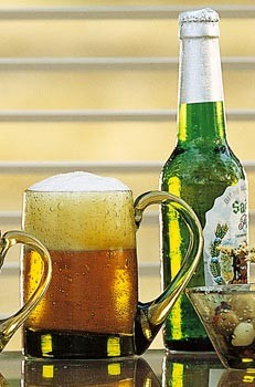 Biot Bubbled Beer Mugs set of 6 - 4.5 inches
