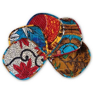 Sankofa Pot Holders and Oven Mitts - B2B ONLY