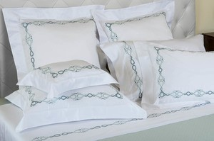 521 PRESTIGE Bedding Sets by RICAMI VERA SAS Vera Italian Linens 3 Sizes Queen, King, California King