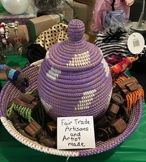Fair Trade  African Handmade Baskets - Cash & Pick Up