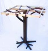 Passion for Wood - Four (4) Seasons Straight Leg Table SL