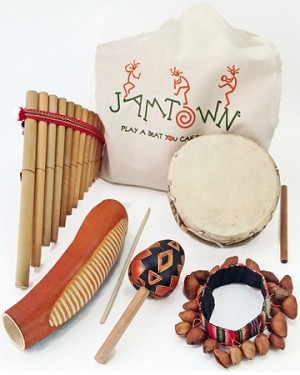 Jamtown ™ South America Pack J512